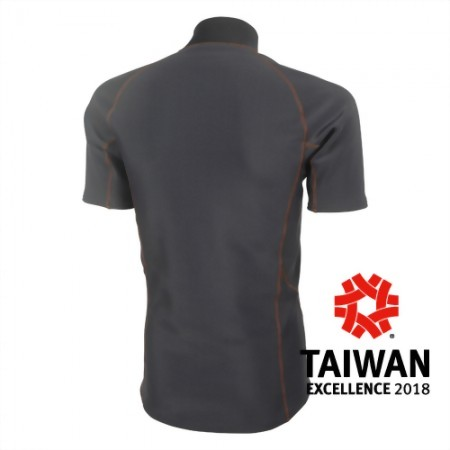 AquaThermal Short Sleeve Top