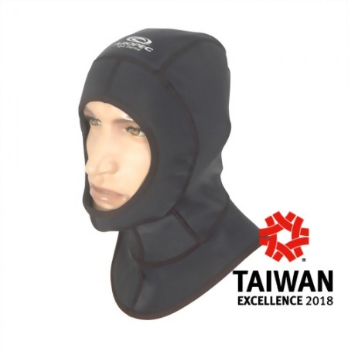 AquaThermal 防水透氣、防風保溫頭套
