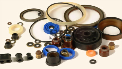 Metal+Rubber parts