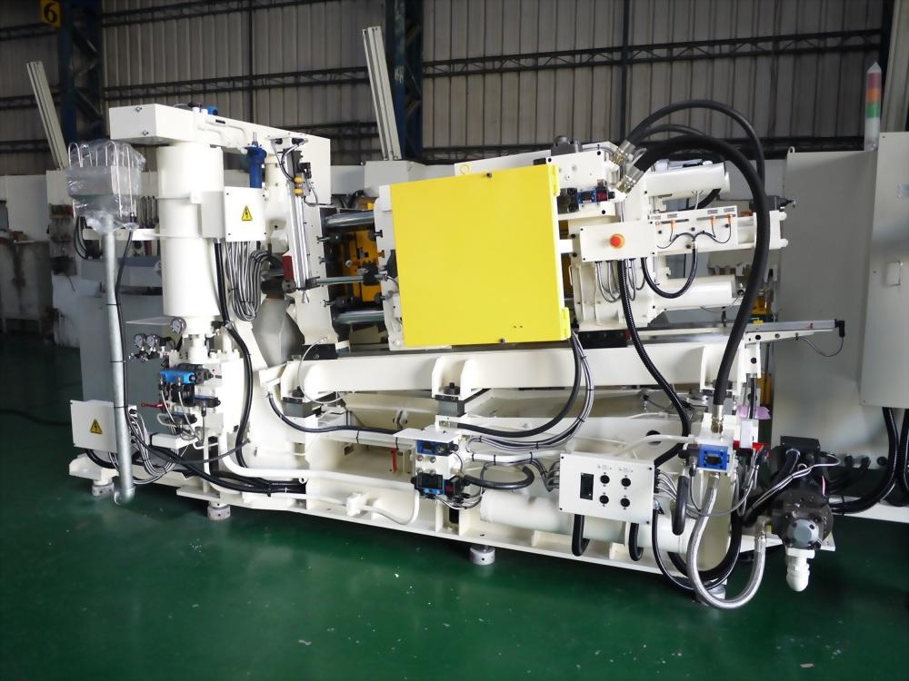 TAR 125Z - 热室锌合金压铸机
