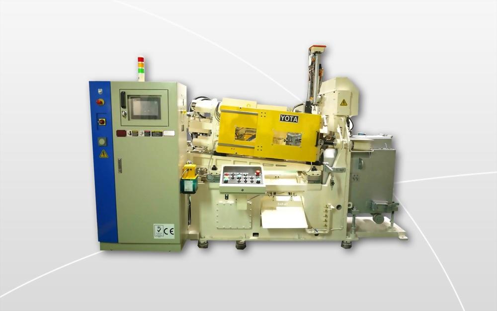 永鈦機械YOTA - TAR 30Z - 熱室鋅合金壓鑄機廠商推薦