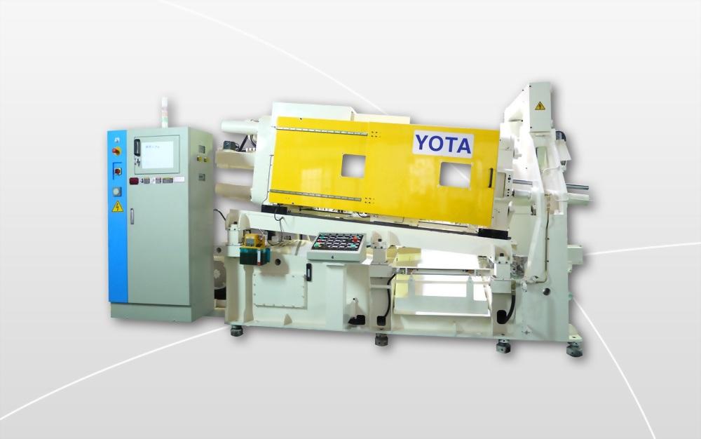 永鈦機械YOTA - TAR 315Z - 熱室鋅合金壓鑄機廠商推薦