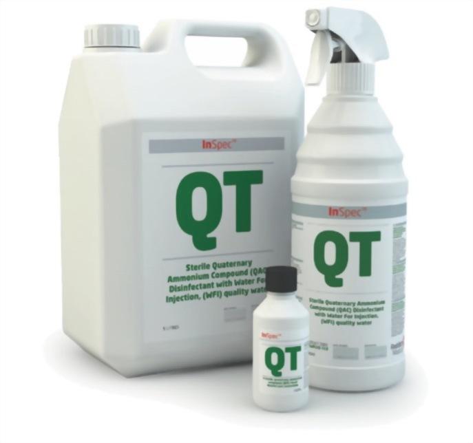 QT四級胺系列殺菌劑