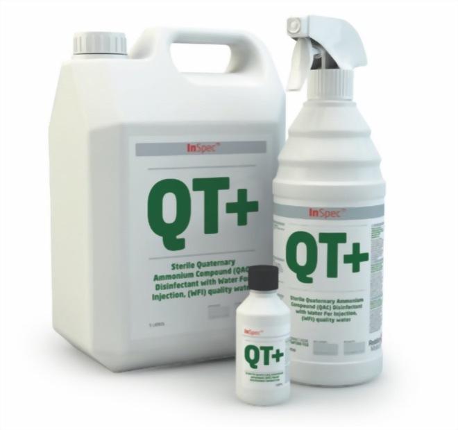 QT+四級胺系列殺菌劑