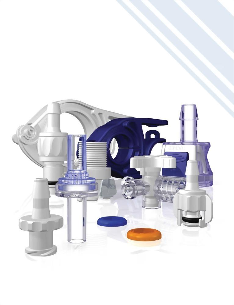 製藥級塑料接頭、墊片、閥件以及衛生卡箍
