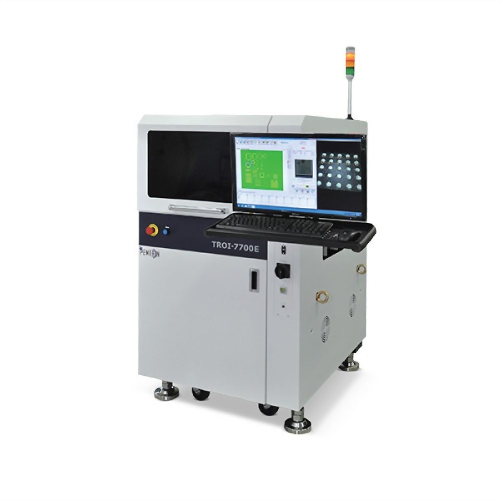 3D 线上锡膏检查机