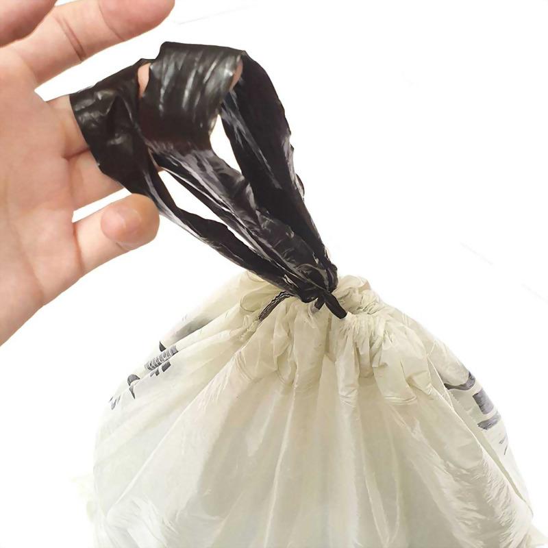 束口垃圾袋